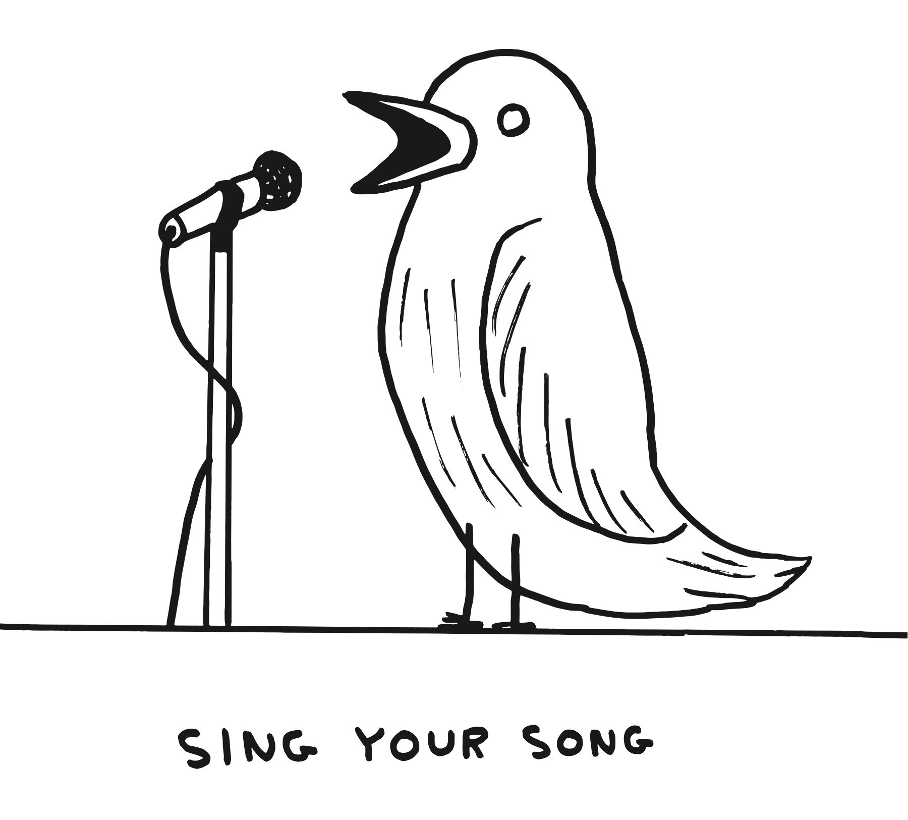 Sing your song 1